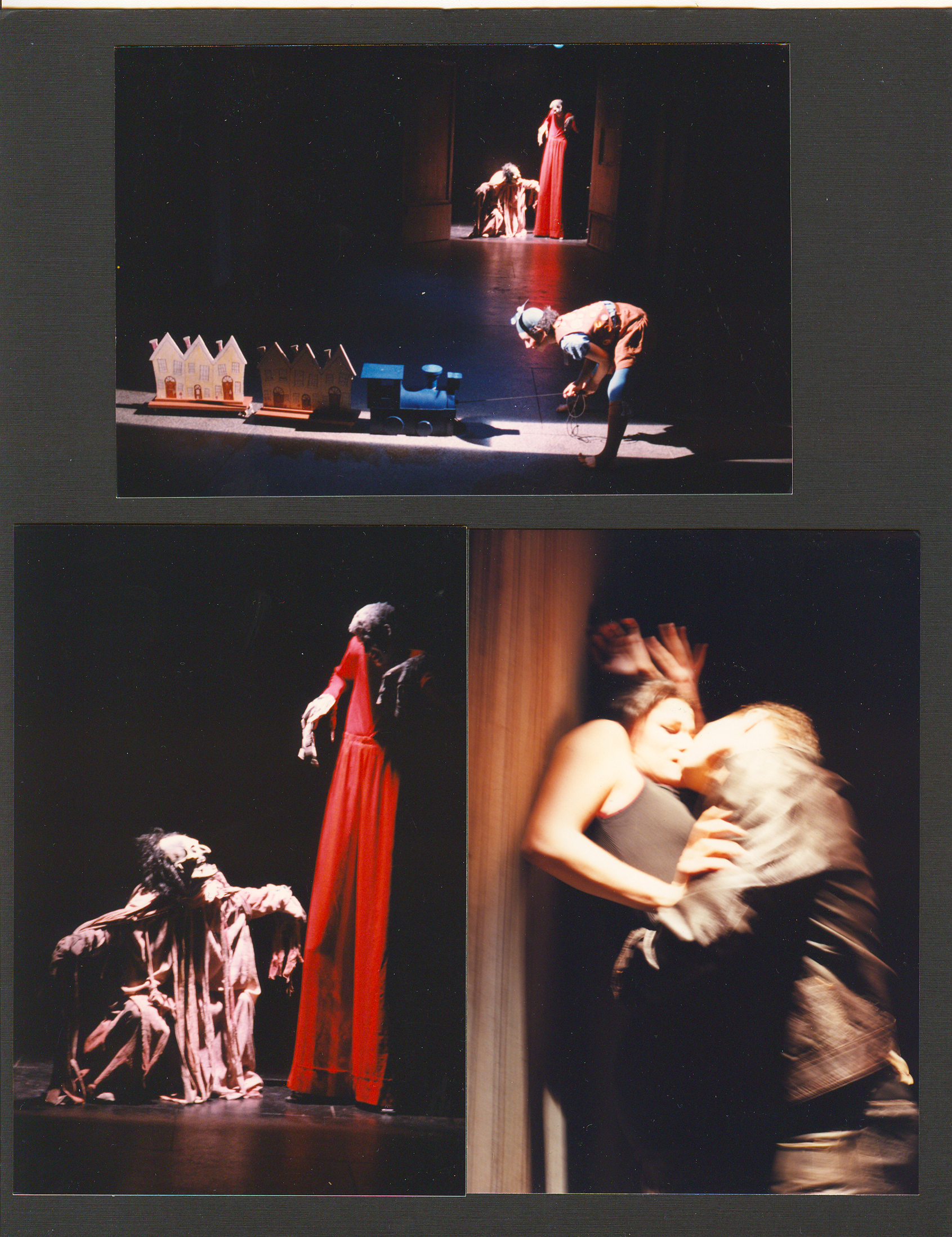 Images from NYU production